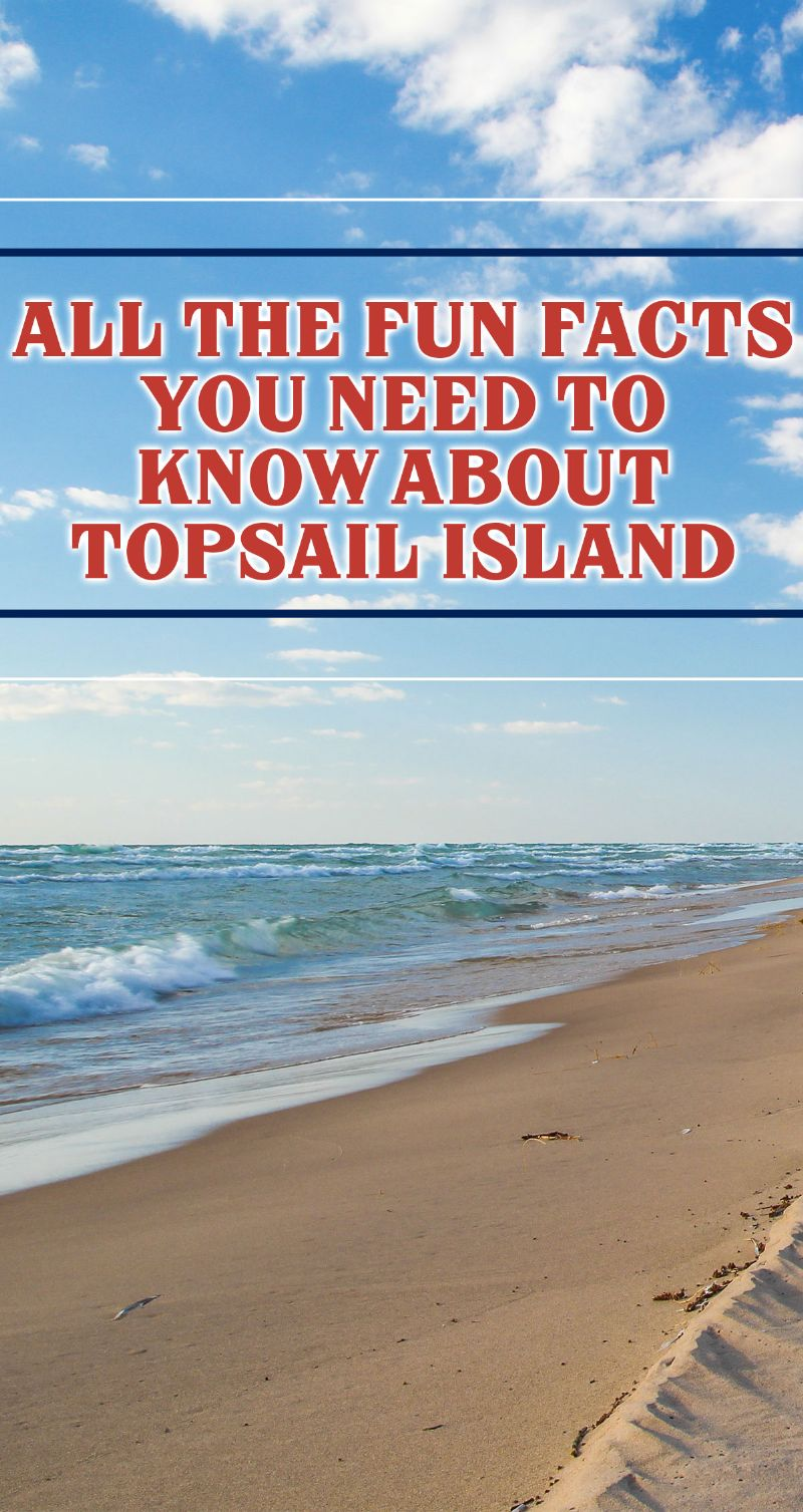 All the Fun Facts You Need to Know About Topsail Island Pin