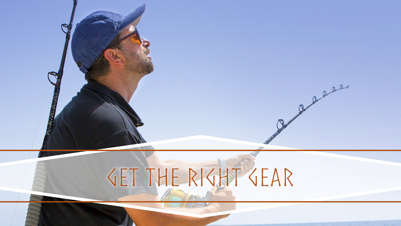 How to make the most of a pier fishing adventure in topsail for Best pier fishing rod