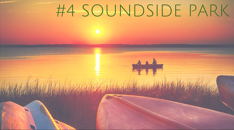Visit Soundside Park in Topasil, NC