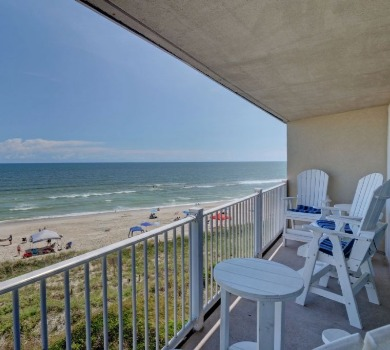 ocean view from a St. Regis condo balcony | SeaShore Realty