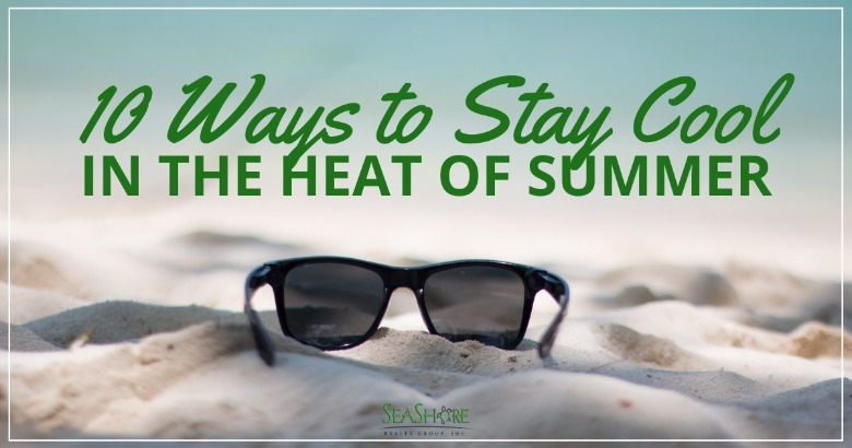 10 Ways to Stay Cool in the Heat of Summer