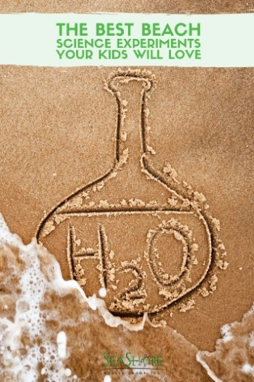 The Best Beach Science Experiments Your Kids Will Love | Seashore Realty