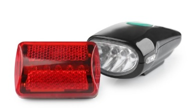 bicycle safety lights | SeaShore Realty