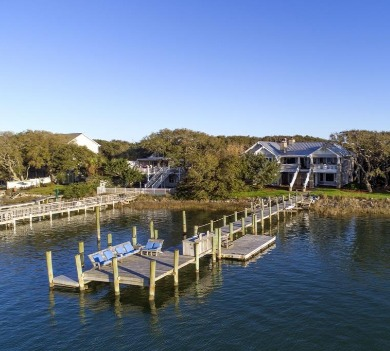 dock and water view of our rental 430 N Anderson Blvd | SeaShore Realty